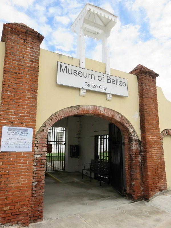 Museum of Belize Belize City, An Hour at the Museum of Belize in Belize City - Charles Lindbergh ...