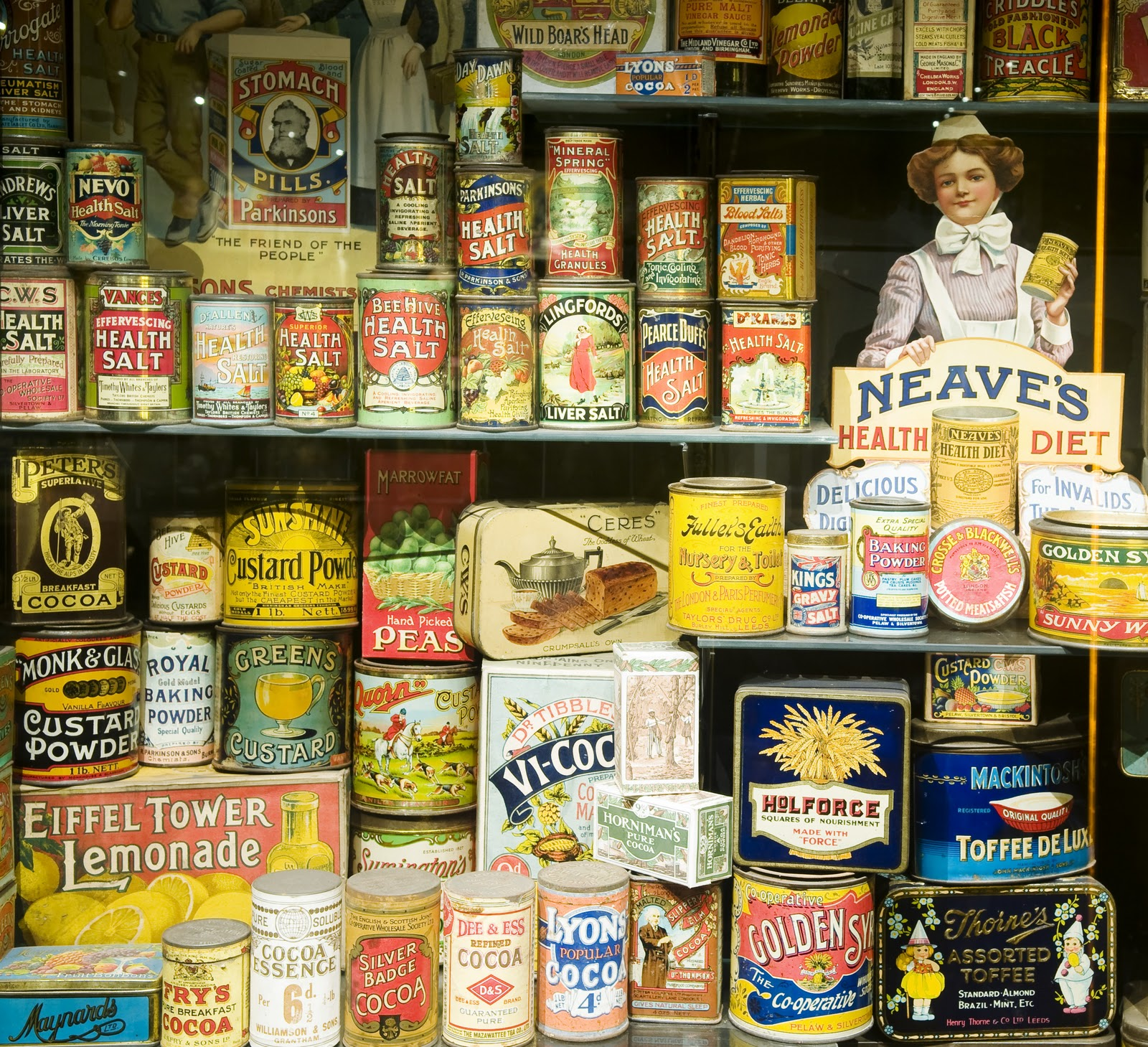 Museum of Brands, Packaging and Advertising London, All About London: Museum Of Brands, Packaging and Advertising ...
