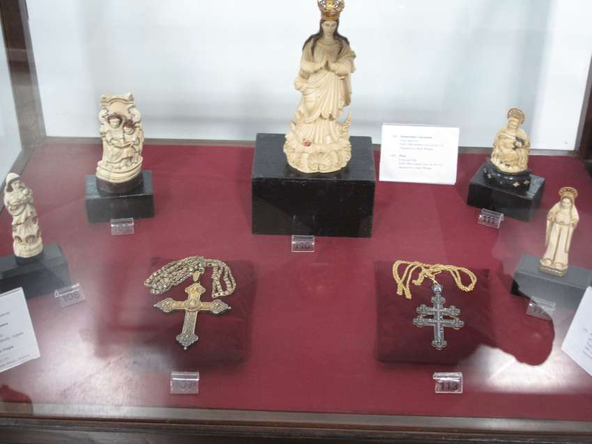 Museum of Christian Art Old Goa, Museum of Christian Art