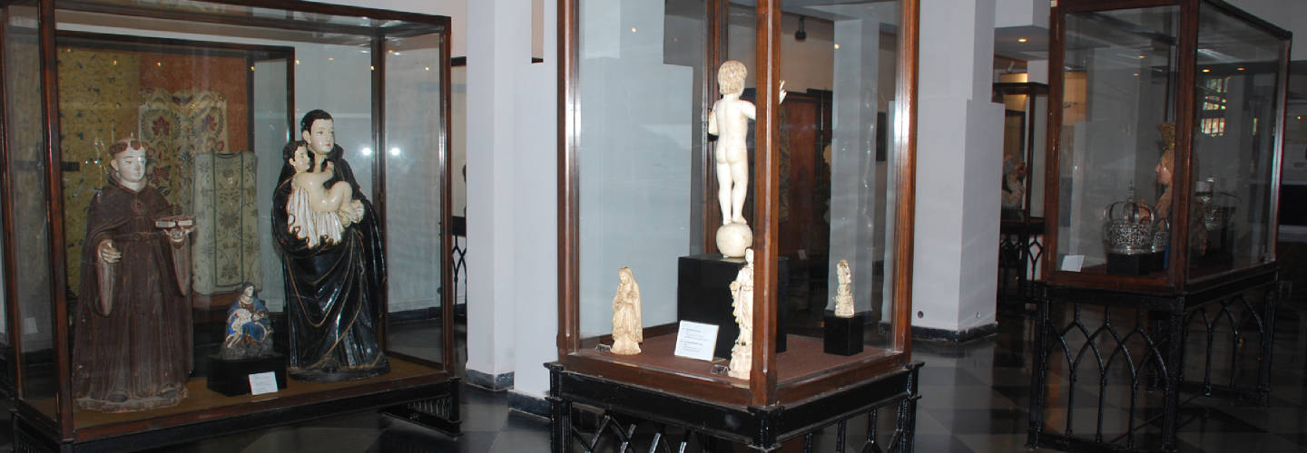 Museum of Christian Art Old Goa, Goa Tourism - Museum of Christian Art