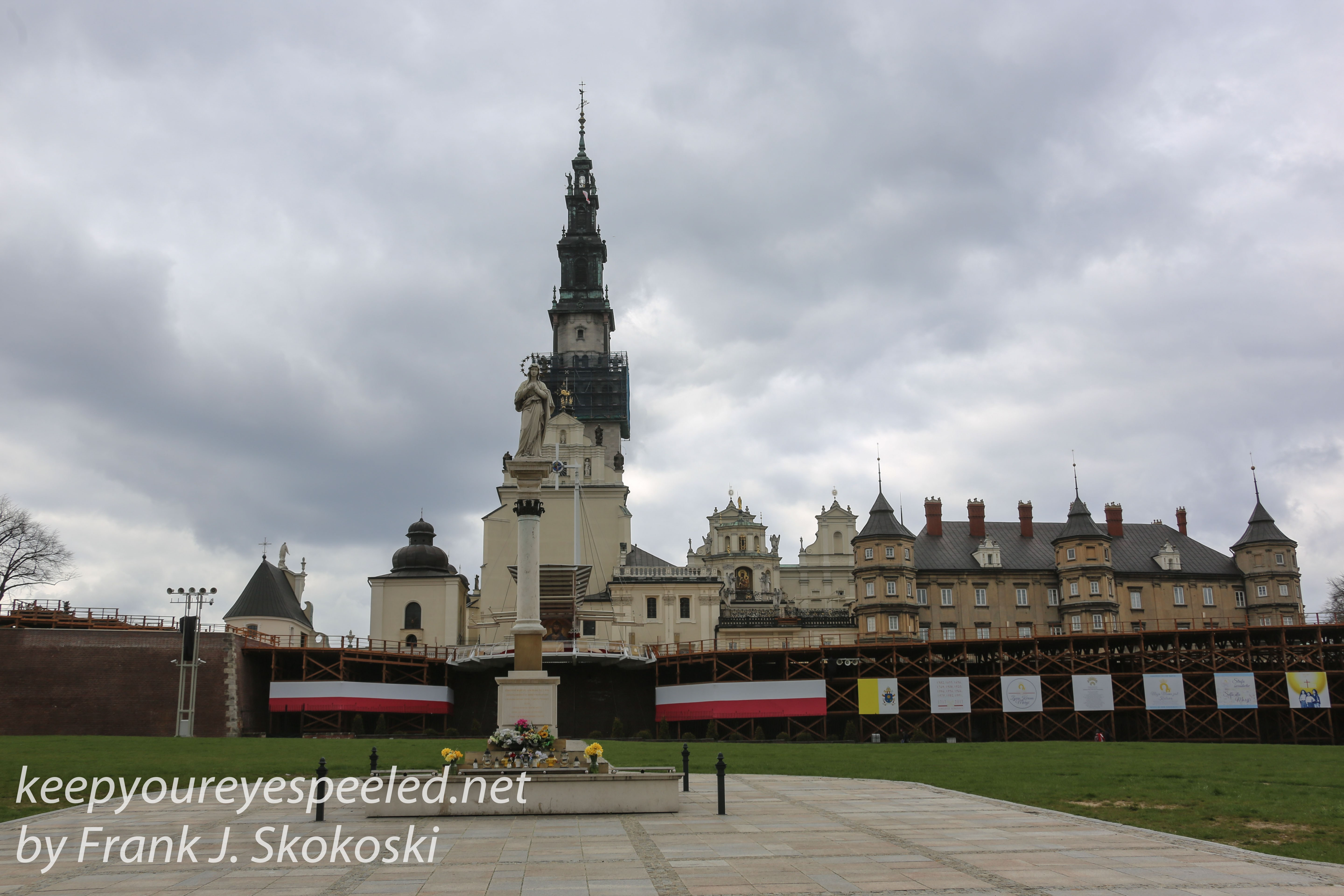 Museum of Coins and Medals Commemorating Pope John Paul II Czestochowa, Poland Day Seven- Friday April 14: Krakow To Czestochowa. A Very ...