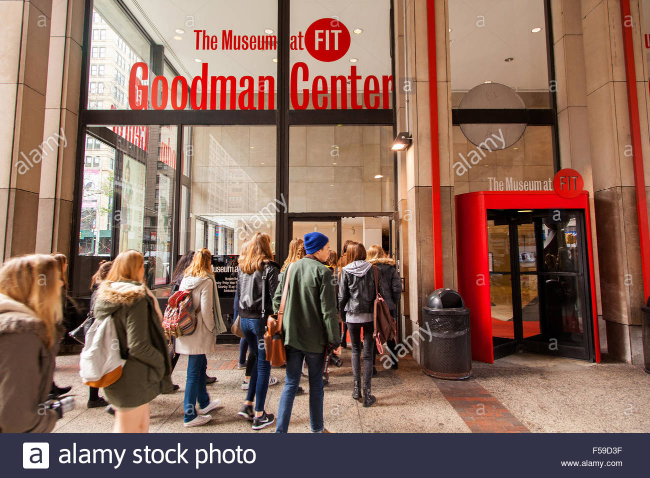 Museum of Contemporary African Diaspora Arts (MoCADA) New York City, The Goodman Center and The Museum at FIT, 7th Avenue, New York ...
