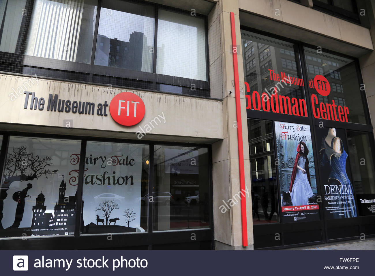 Museum of Contemporary African Diaspora Arts (MoCADA) New York City, The Museum at Fashion Institute of Technology FIT Goodman Center ...