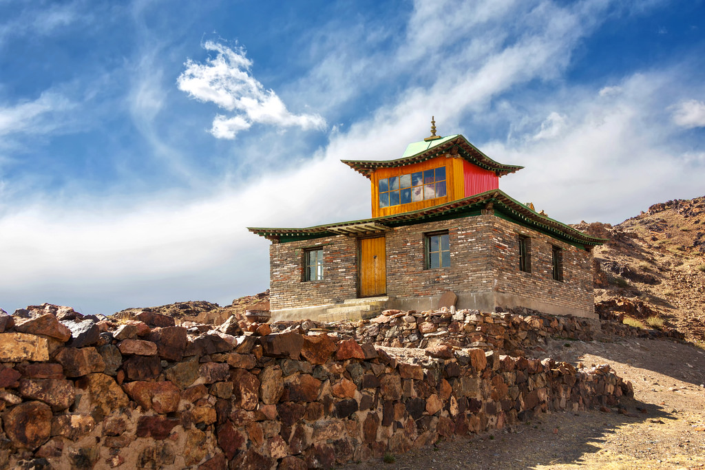 Museum of Danzan Ravjaa Sainshand, Southern and Central Mongolia | Endless Loop Photography