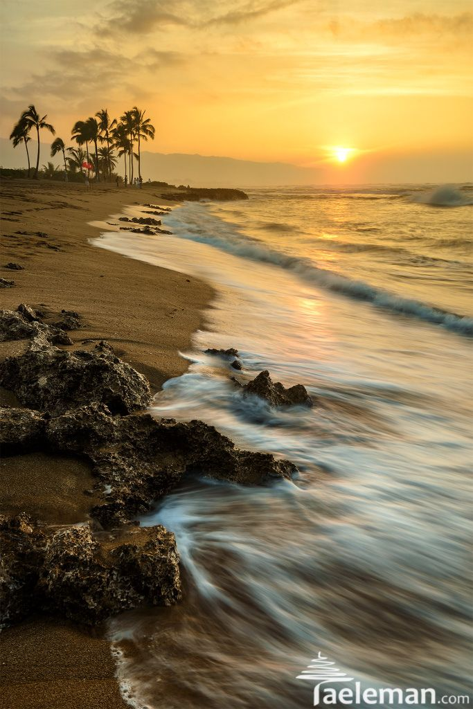 Museum of Glass Tacoma, Sunset at Haleiwa Beach Park | Beaches, Parks and Hawaii