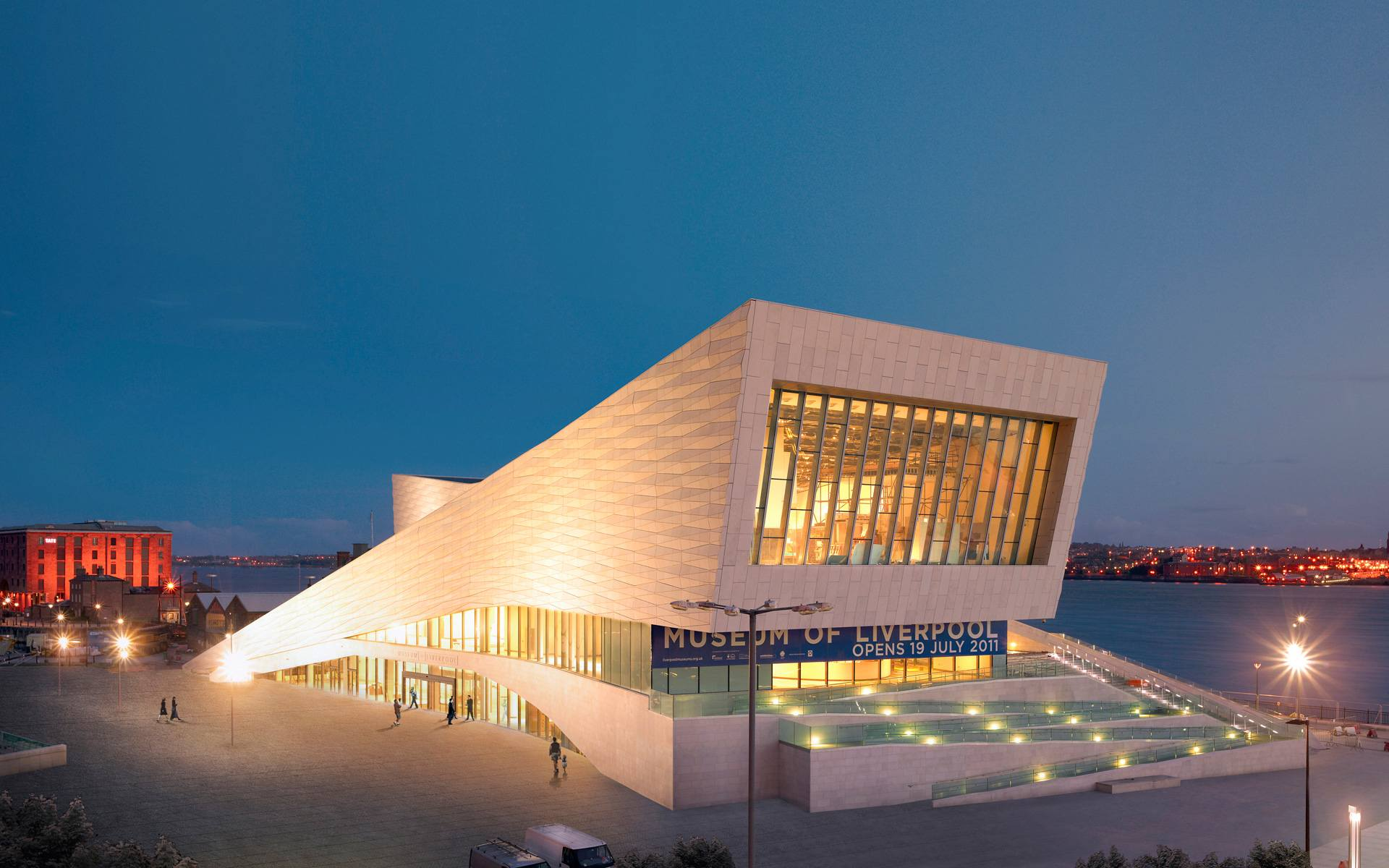 Museum of Liverpool Liverpool, Museum of Liverpool by 3XN | the PhotoPhore