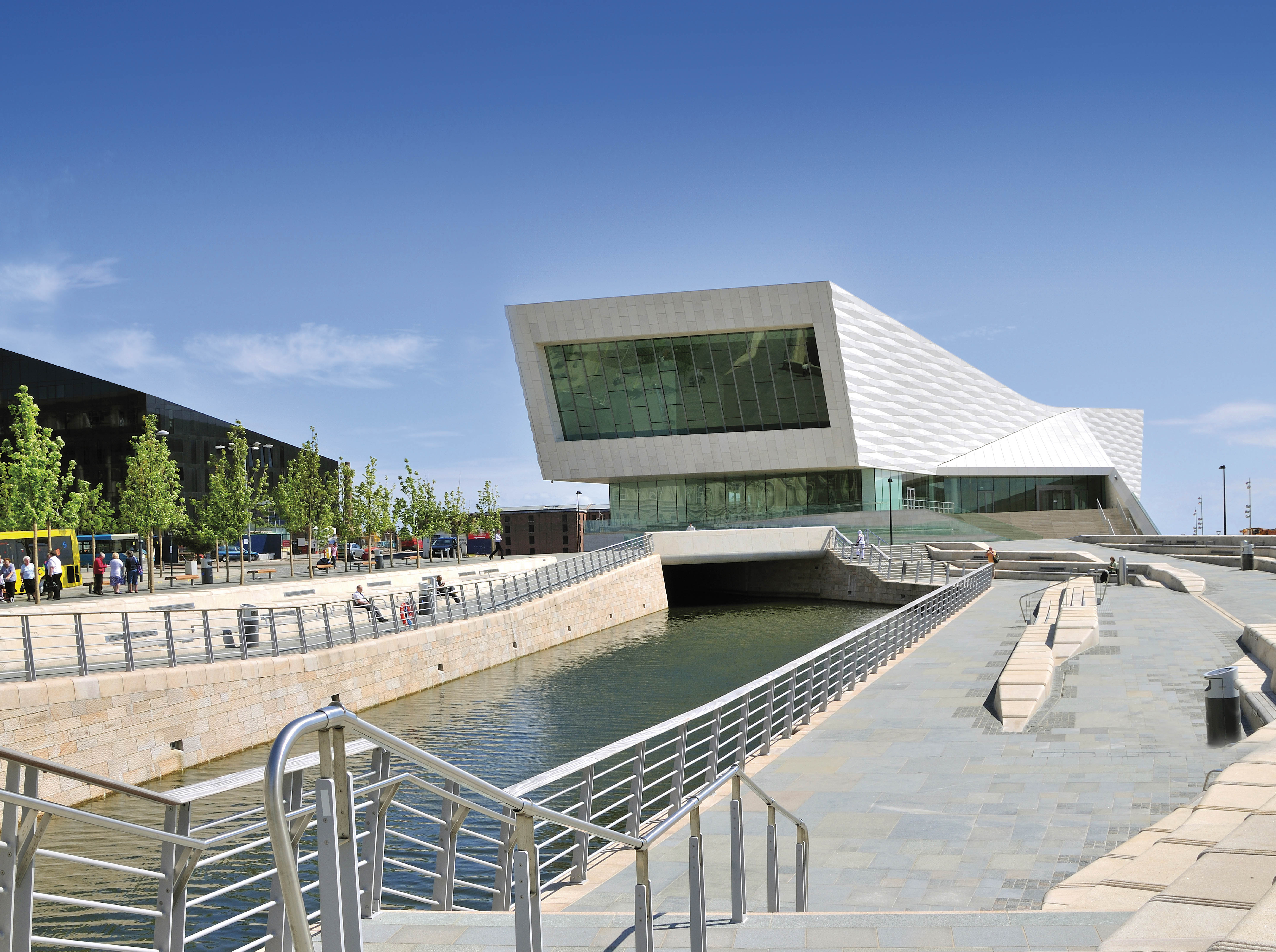 Museum of Liverpool Liverpool, Art imitating the pool of life | Liverpool Love
