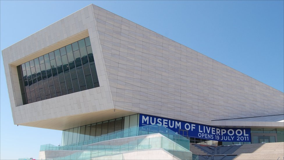 Museum of Liverpool Liverpool, BBC News - In pictures: Museum of Liverpool