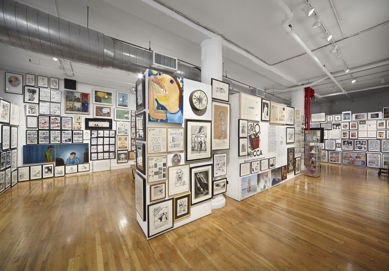 Museum of Sex New York City, NeoIntegrity: Comics Edition! at MoCCA in New York City | Cartoon ...