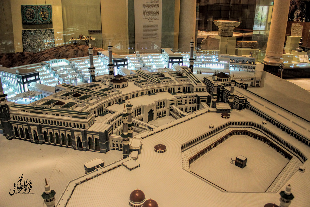 Museum of the Prophet Mecca, Mecca Grand Mosque Expansion | This is how the Grand Mosque … | Flickr