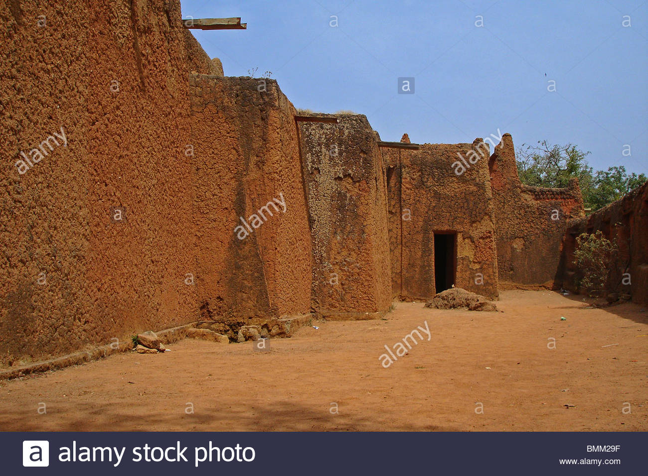 Museum of Traditional Nigerian Architecture Jos, Jos Nigeria Stock Photos & Jos Nigeria Stock Images - Alamy