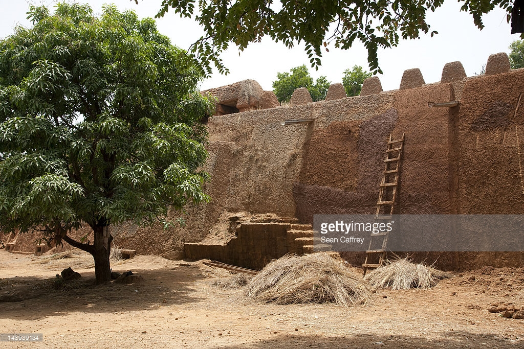 Museum of Traditional Nigerian Architecture Jos, Jos Traditional Architecture Museum Stock Photo | Getty Images