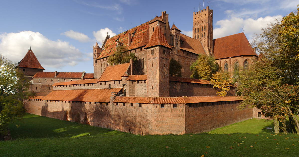 Muzeum Morskie The Baltic Coast and Pomerania, Castle of the Teutonic Order in Malbork - UNESCO World Heritage Centre