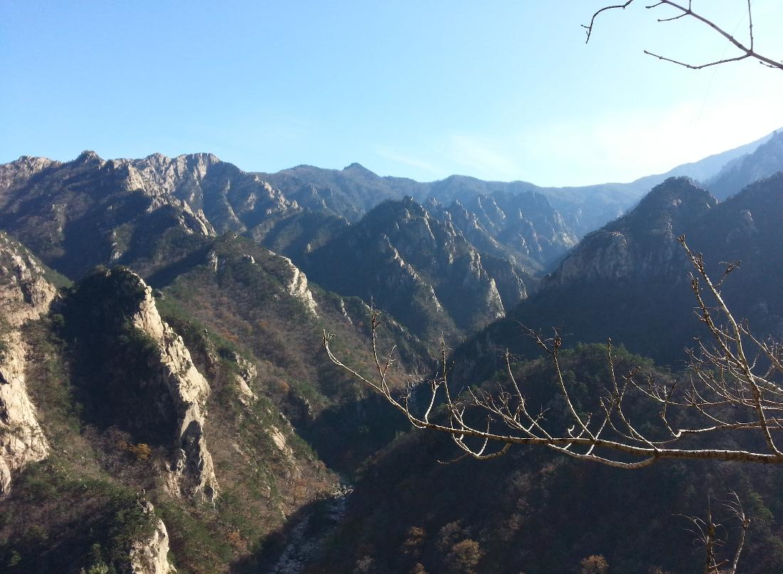 Naewon-am Hermitage Seoraksan National Park, Templestay | A joyful journey to Find the True Happiness within Myself
