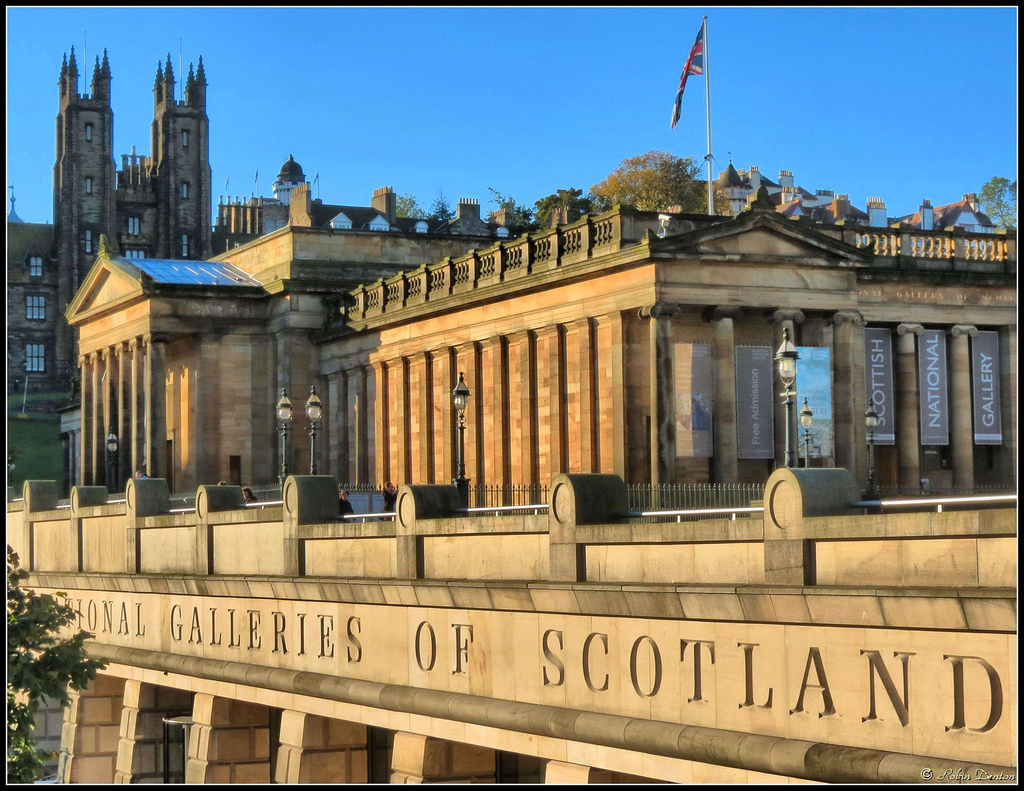 Scottish National Gallery Edinburgh, National Galleries of Scotland, Edinburgh. Literally every time in ...