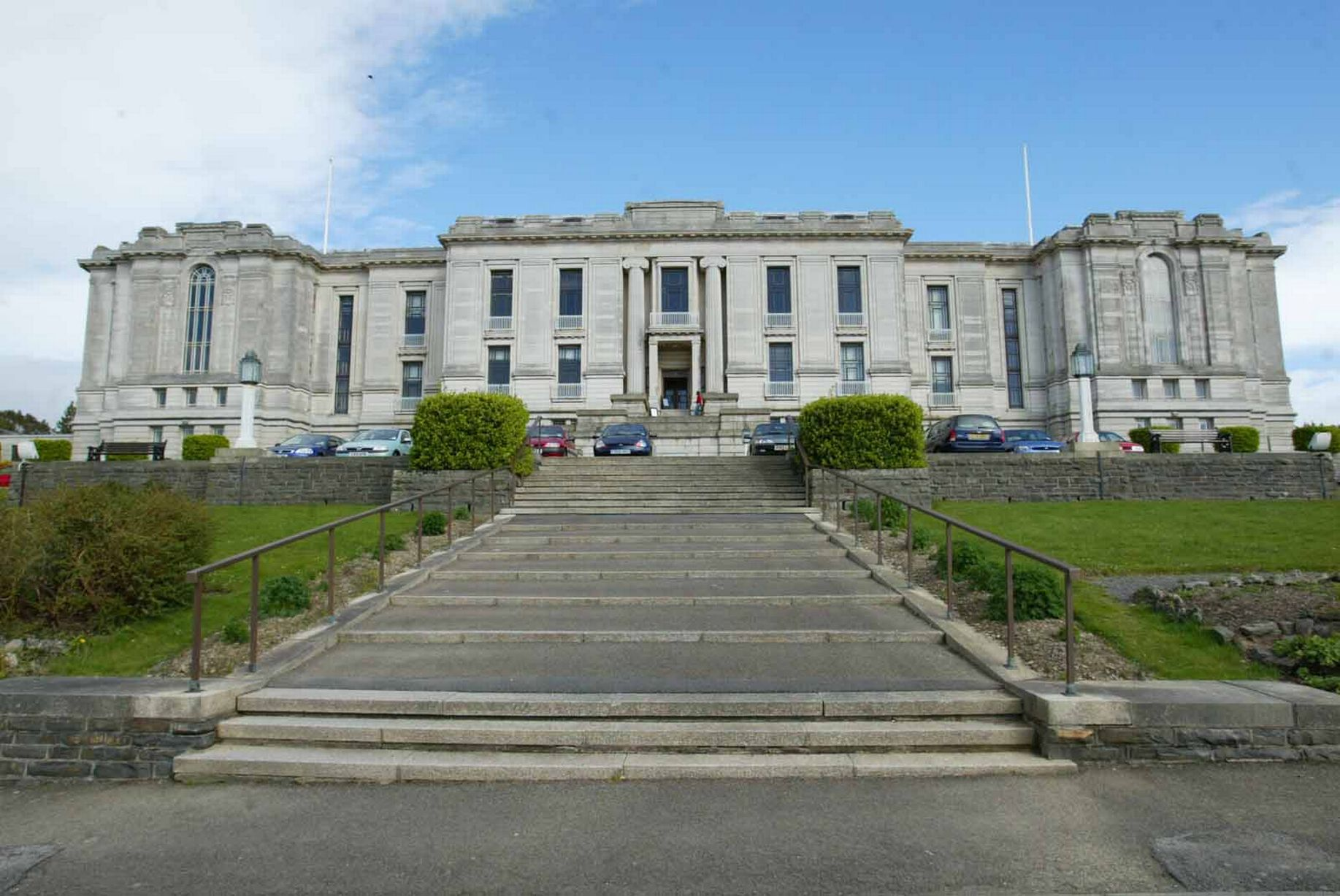 National Library of Wales Aberystwyth, National Library of Wales: Facts - Wales Online