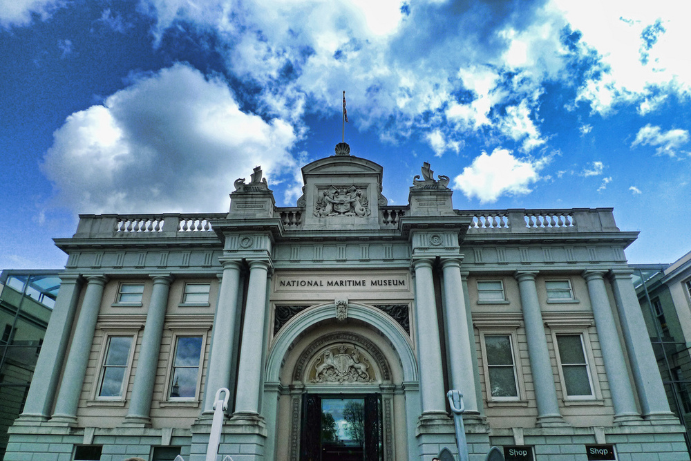 National Maritime Museum London, National Maritime Museum in Greenwich London - You can't argue ...