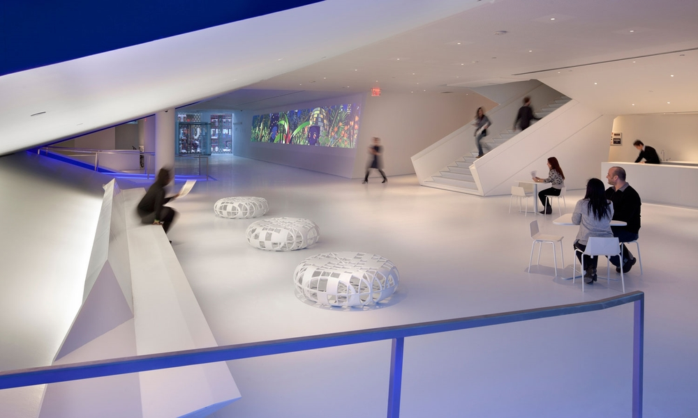 National Museum of the American Indian New York City, Museum of the Moving Image — LEESER ARCHITECTURE