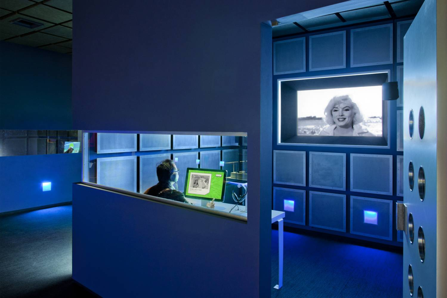 National Museum of the American Indian New York City, Museum of the Moving Image: Film Comes Alive in New York