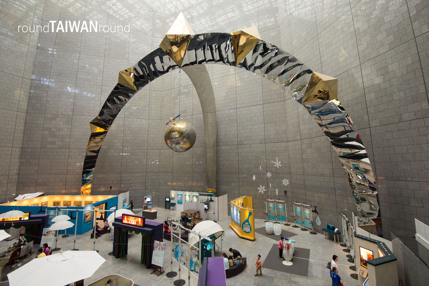 National Science & Technology Museum Kaohsiung, National Science and Technology Museum | Round Taiwan Round