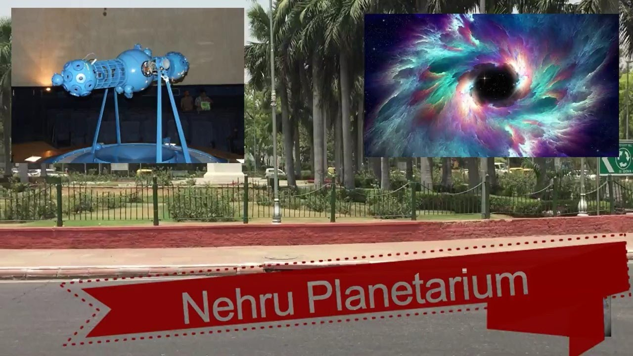 Nehru Planetarium Delhi, Places to explore in Delhi Nehru Planetarium - YouTube