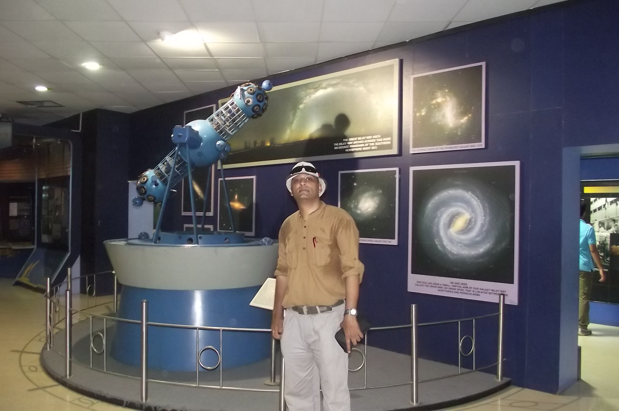 Nehru Planetarium Delhi, To Infinity and Beyond: Stargazing at the Nehru Planetarium