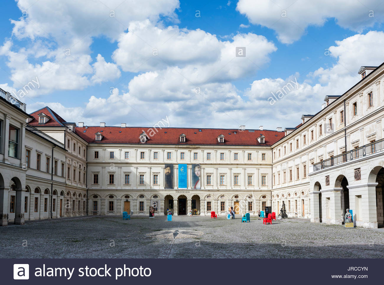 Neues Museum Weimar Saxony, Saxony-Anhalt and Thuringia, New German Museums Stock Photos & New German Museums Stock Images ...