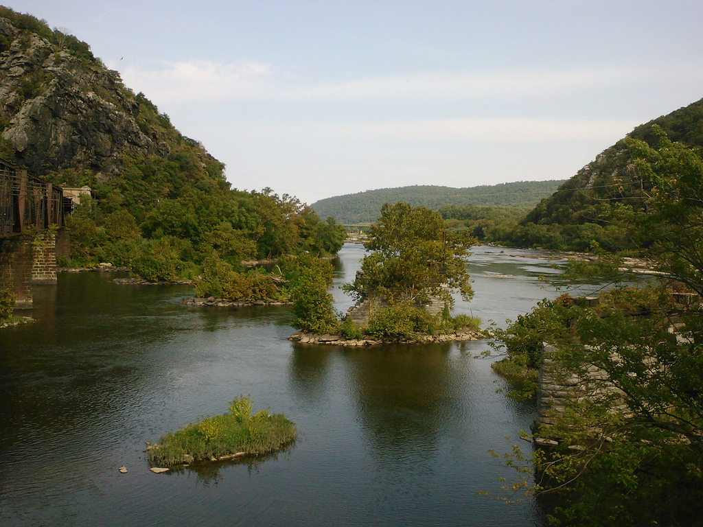 New Germany State Park Frederick and Western Maryland, Harpers Ferry National Historical Park, Frederick and Western ...