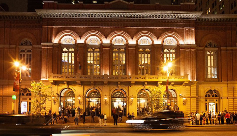 New Hall Military Museum Philadelphia, Academy of Music Ranked 5th Most Popular Theatre in the World ...