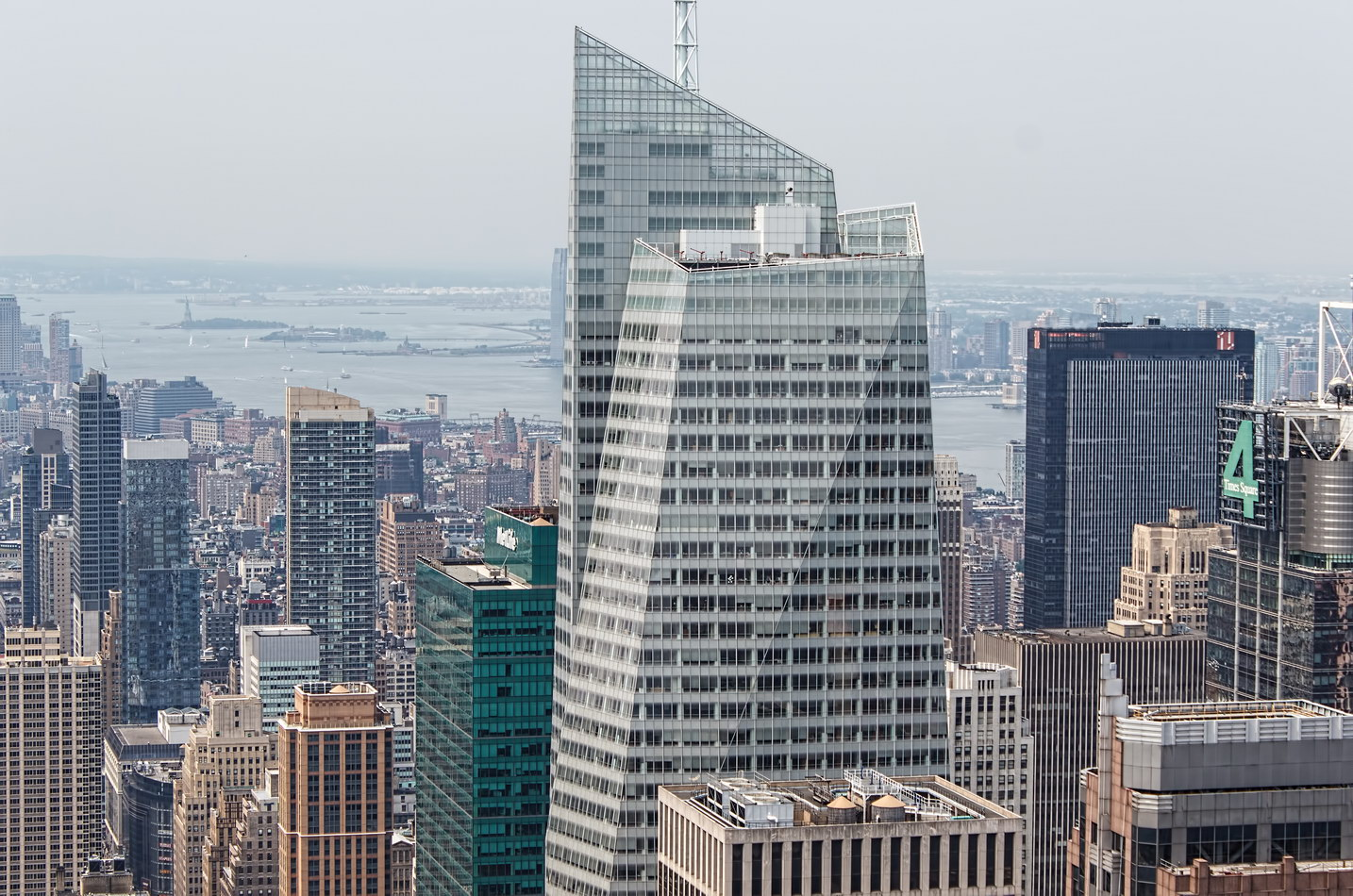 New Museum New York City, New York Architecture Photos: Bank of America Tower