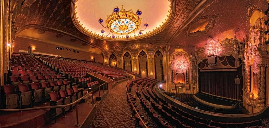 New York State Executive Mansion Albany and Central New York, Historic theaters in Upstate NY: 9 vintage places to catch a show ...