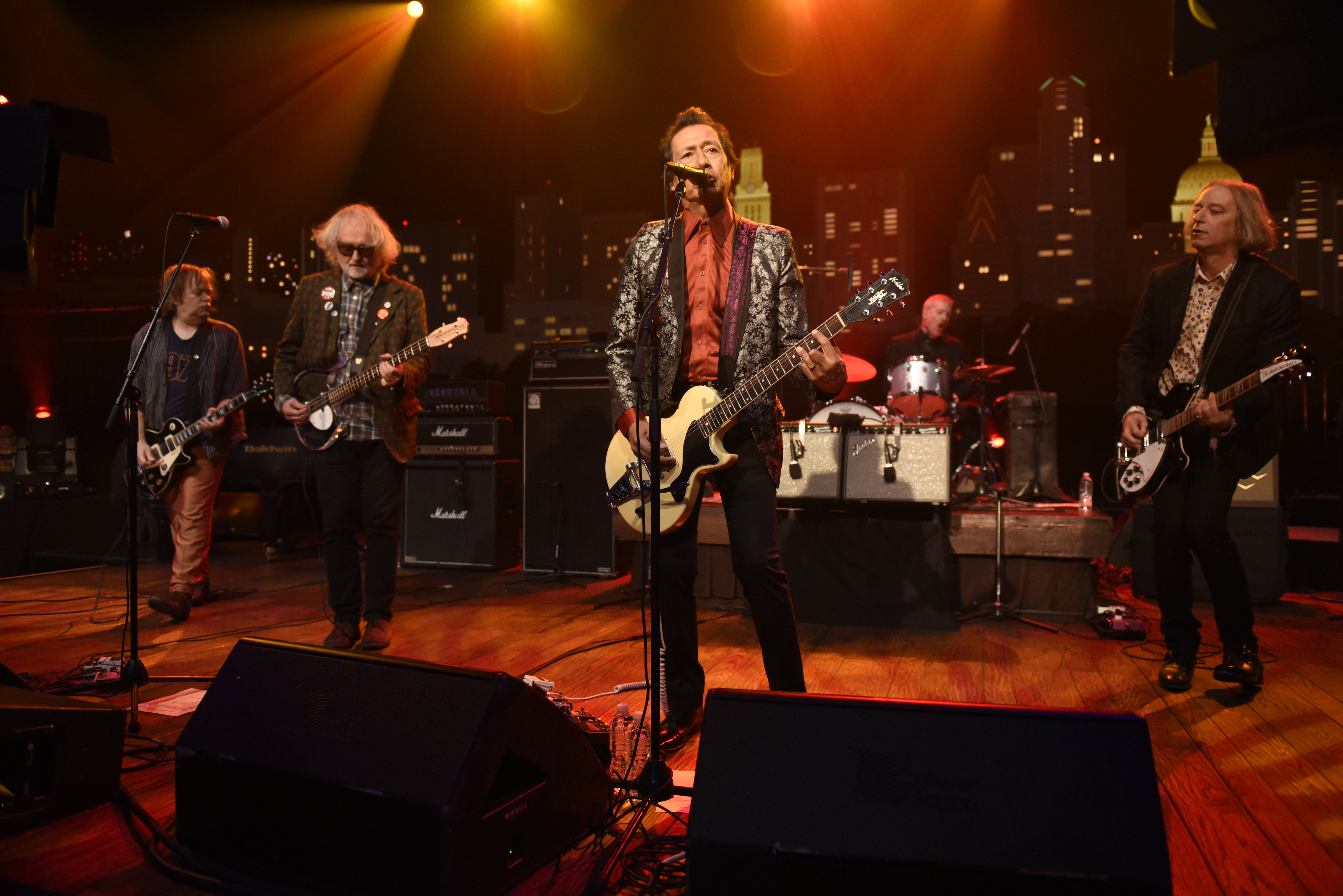 Nhan Song and Nao Song Festival The Northwest, Alejandro Escovedo rocks his 'ACL' taping with a special band ...