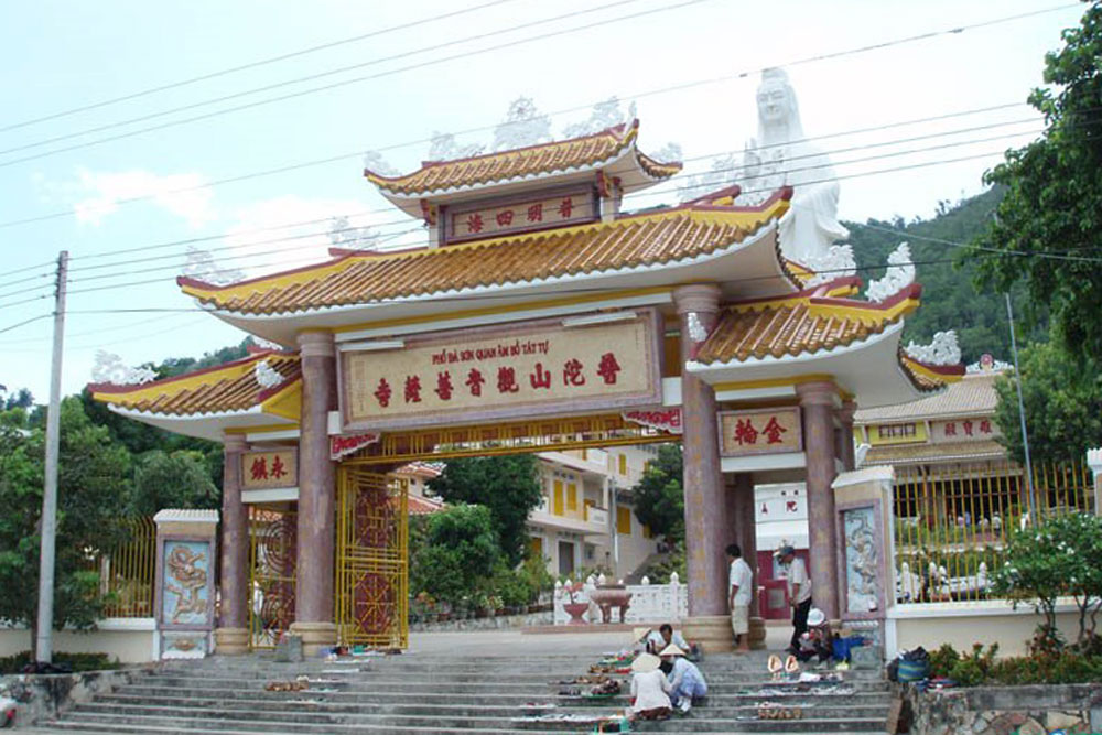Niet Ban Tinh Xa Pagoda Side Trips from Ho Chi Minh City, The most famous pagodas in Vung Tau - News VietNamNet