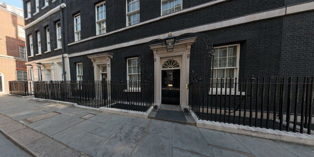 No 10 Downing Street London, Pictures from inside 10 downing street - Business Insider
