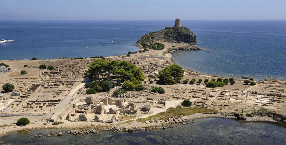 Nora Sardinia, bed and breakfast pulaNora, the first city of Sardinia - bed and ...