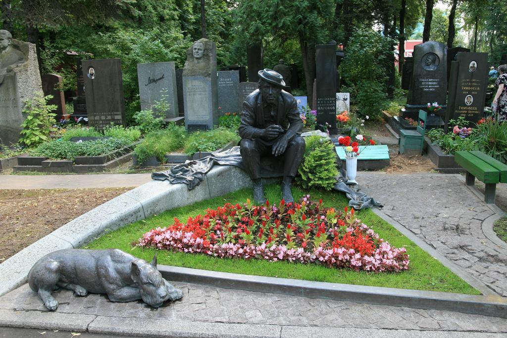 Novodevichy Cemetery Moscow, Images related to Novodevichy Cemetery, moscow