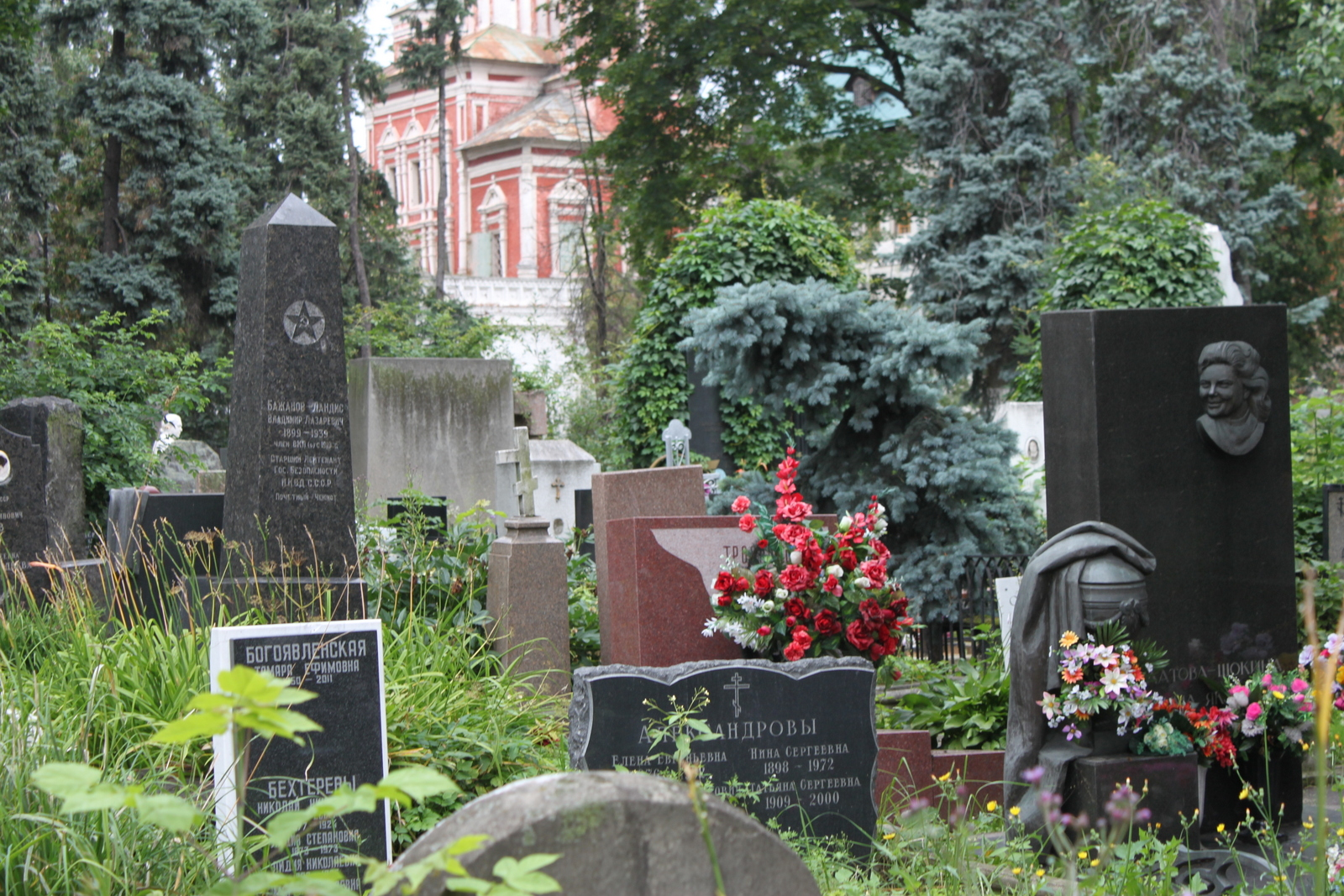 Novodevichy Cemetery Moscow, Novodevichy Cemetery, in Two Rounds – little miss adventuress, a ...