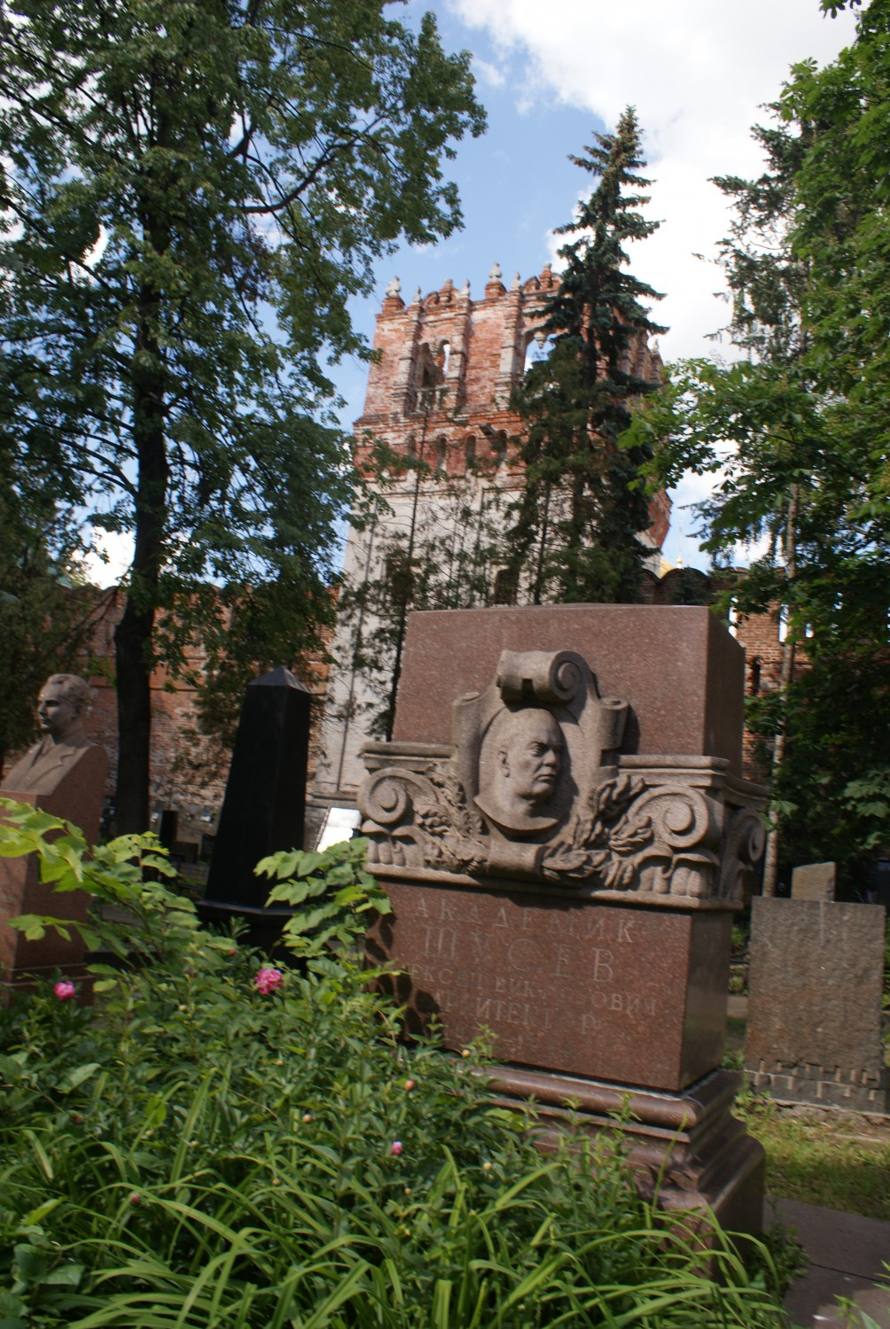 Novodevichy Cemetery Moscow, Novodevichy Cemetery in Moscow |