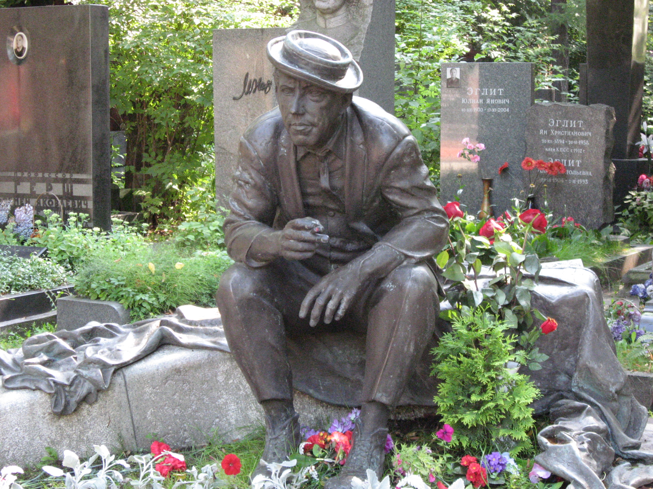 Novodevichy Cemetery Moscow, Novodevichy Cemetery, Moscow | wordscene