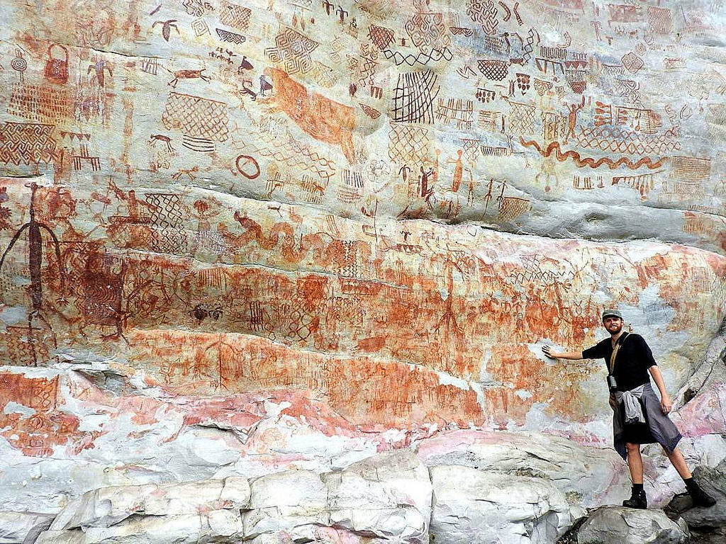 Nueva Tolima Cave Paintings San José del Guaviare, The World's Best Photos of colombian and colombiana - Flickr Hive Mind