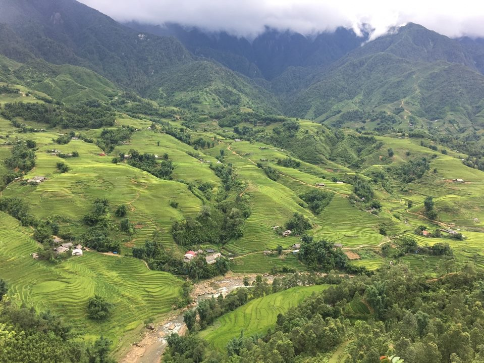 Nui Hoang Lien Nature Reserve The Northwest, North-West and North-East Vietnam Motorbike Tours