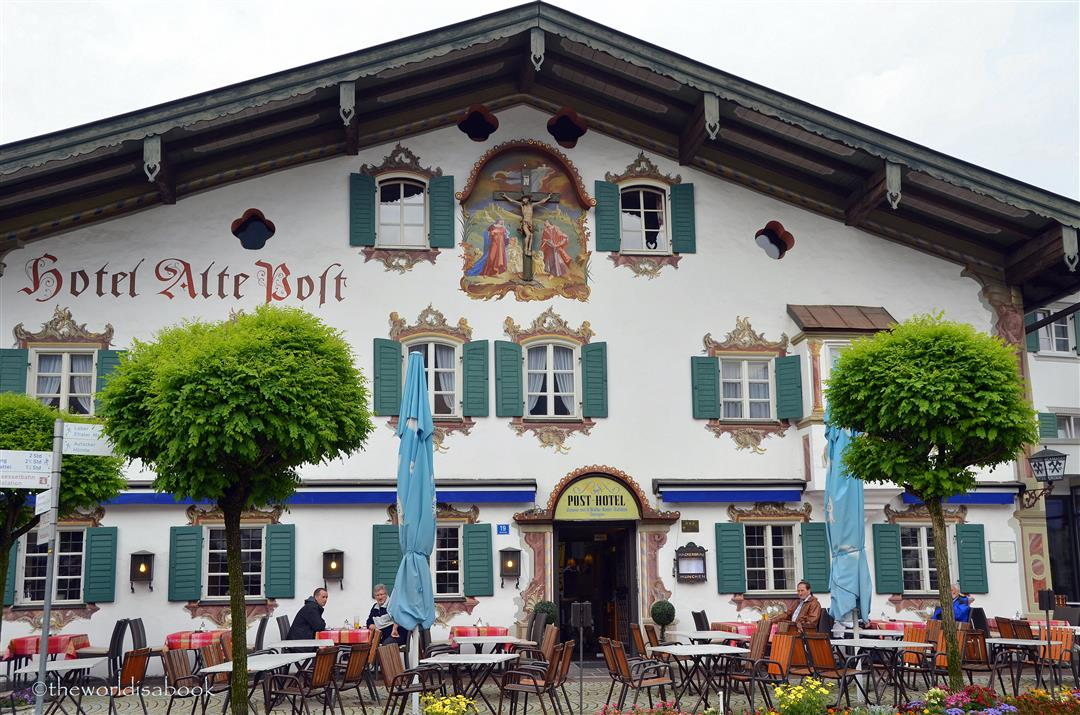Oberammergau Museum The Bavarian Alps, Germany with Kids: The Passion Play and Painted Houses in ...