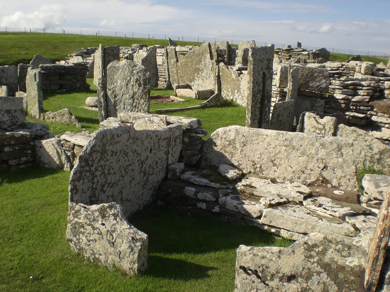 Old Scatness Orkney and Shetland Islands, Hiking Scotland's Orkney & Shetland Islands (land tour ...