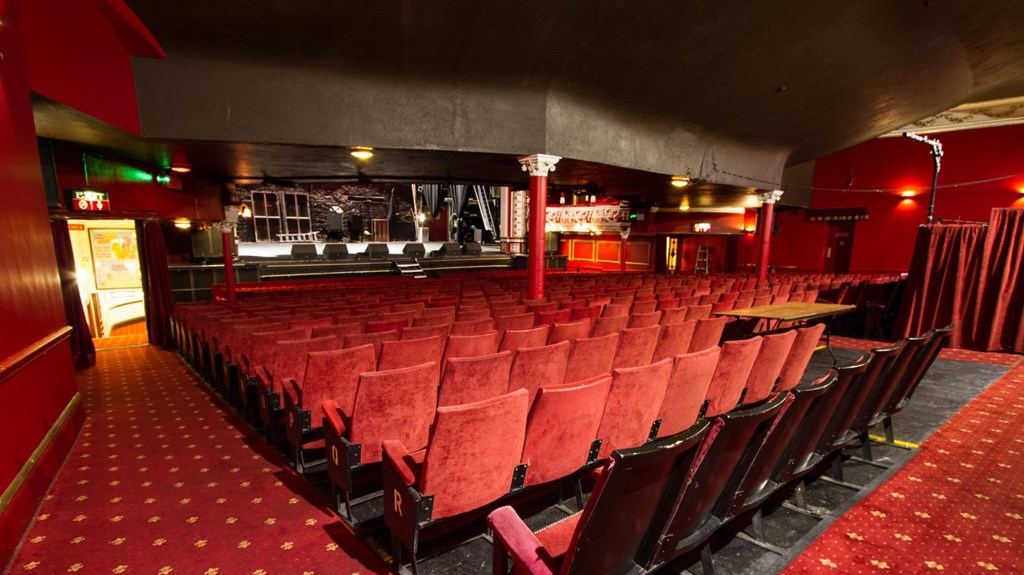 Olympia Theatre Dublin, The Olympia Theatre - Theatre with Disabled Access - Euan's Guide
