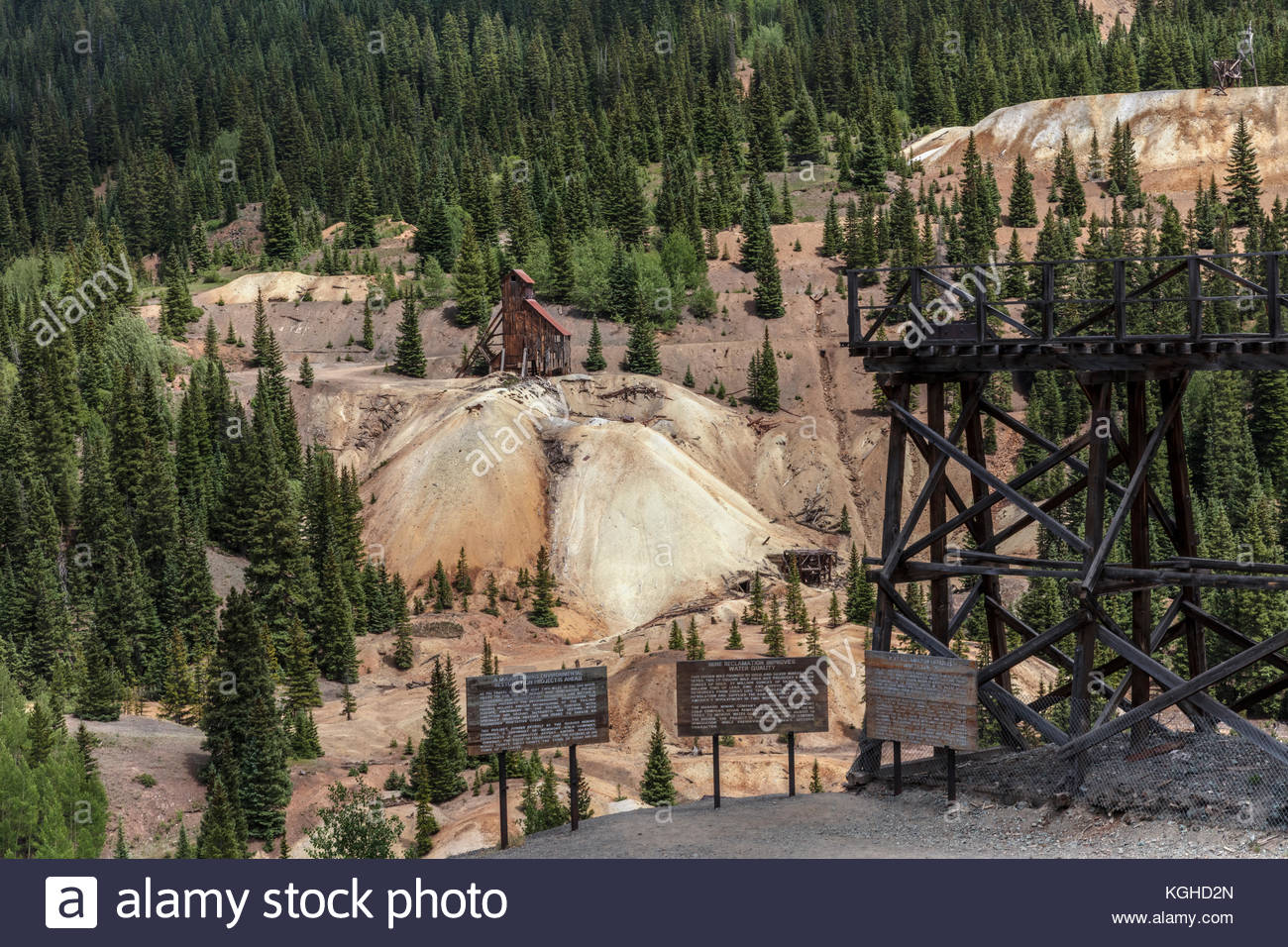 Olympic Park Lillehammer, Silver Mine Stock Photos & Silver Mine Stock Images - Alamy