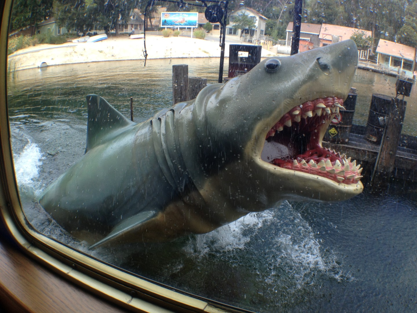 One Fish, Two Fish, Red Fish, Blue Fish Universal Orlando, IamA former skipper on the JAWS ride at Universal Orlando AMA! : IAmA