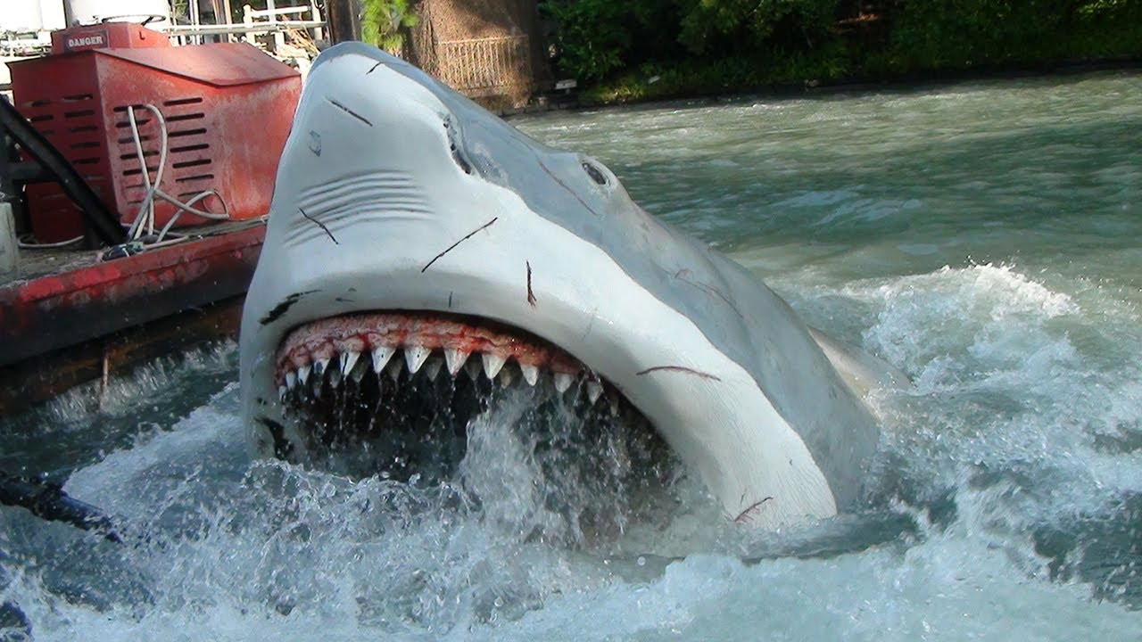 One Fish, Two Fish, Red Fish, Blue Fish Universal Orlando, It's Been 5 Years Since the 'Jaws' Ride Shut Down; Universal ...