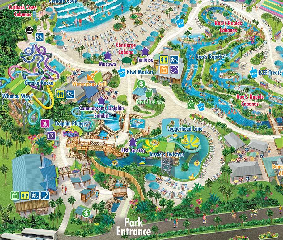When Does Adventure Island Tampa Open
