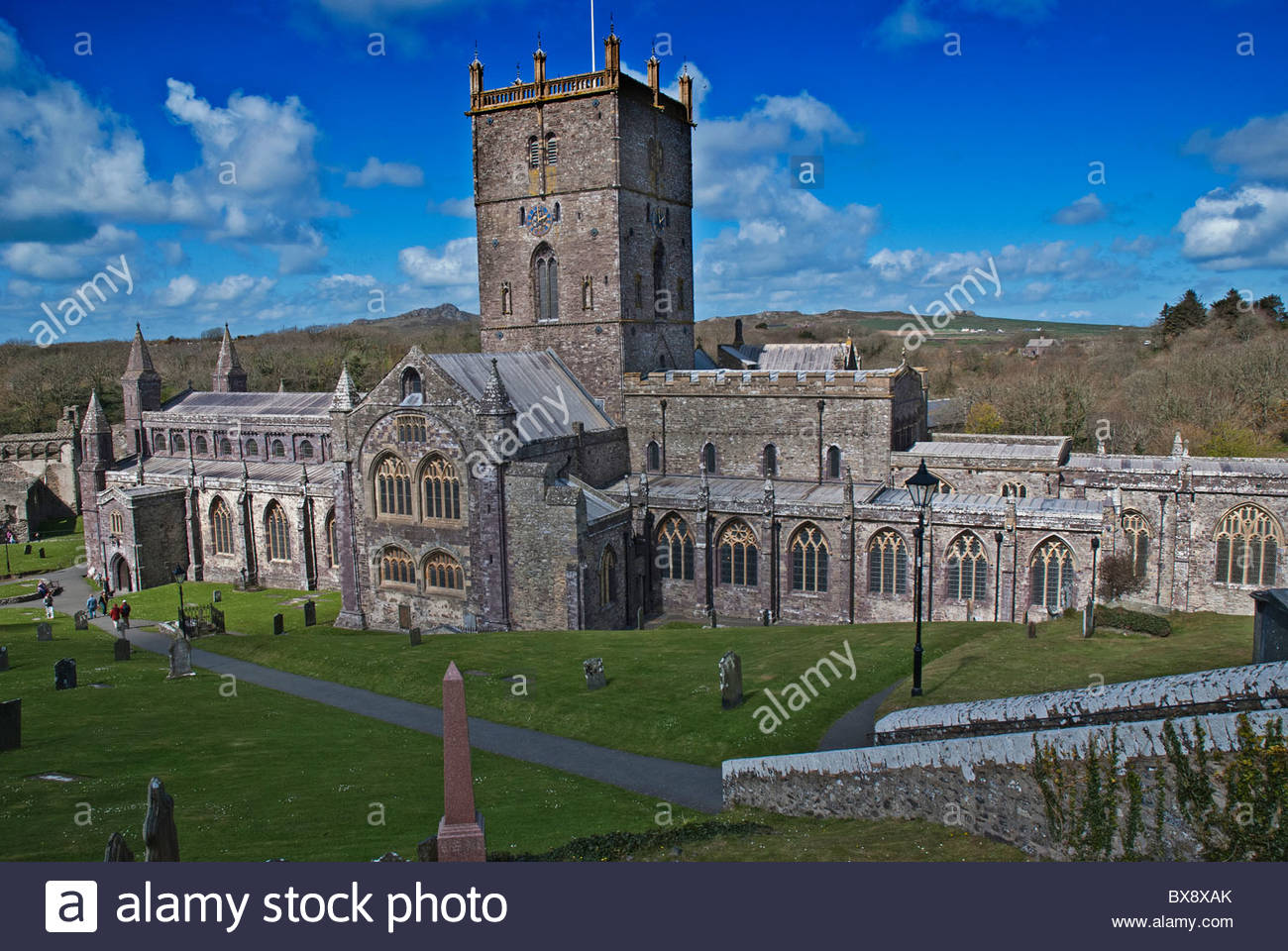 St Davids Head St Davids (Tyddewi), Tyddewi Stock Photos & Tyddewi Stock Images - Alamy