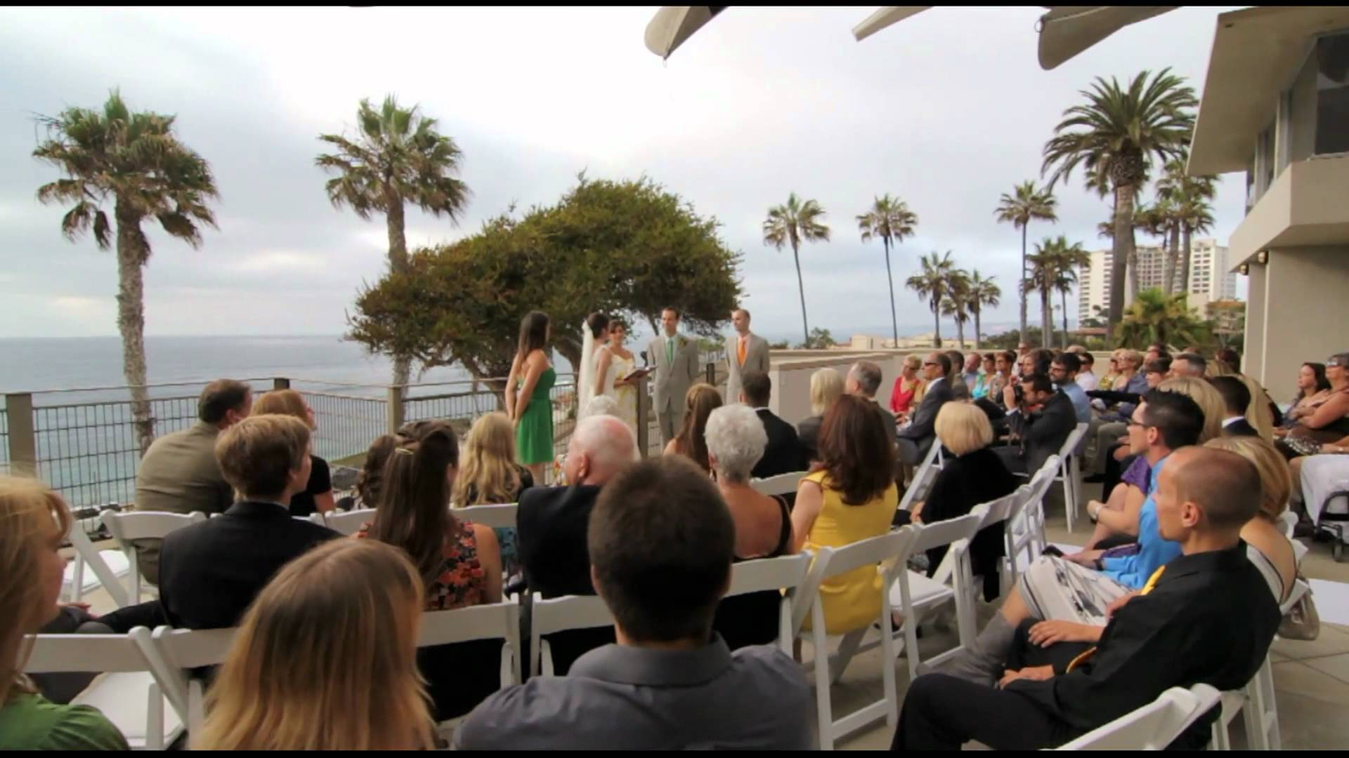 Our Lady of the Rosary Catholic Church San Diego, Jenna & Chris - 7.14.12 - Museum of Contemporary Art San Diego ...